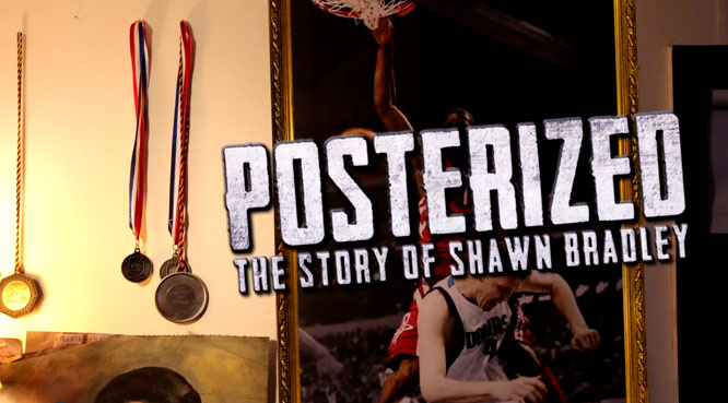 ESPN 30 for 30: Posterized (The Story of Shawn Bradley)