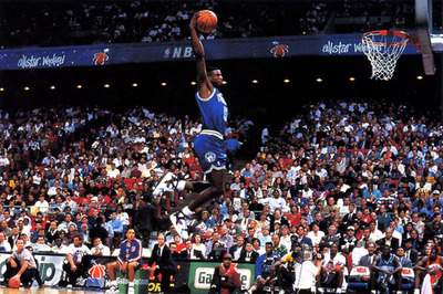 Doug West – the original high flyer of the TWolves