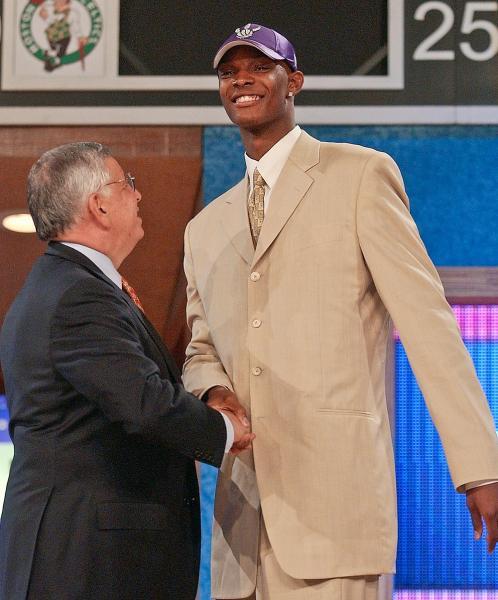 NBA DRAFT BOSH