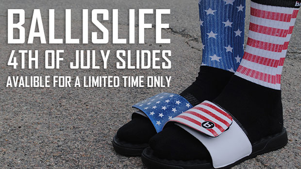 Ballislife | 4th of July Slides