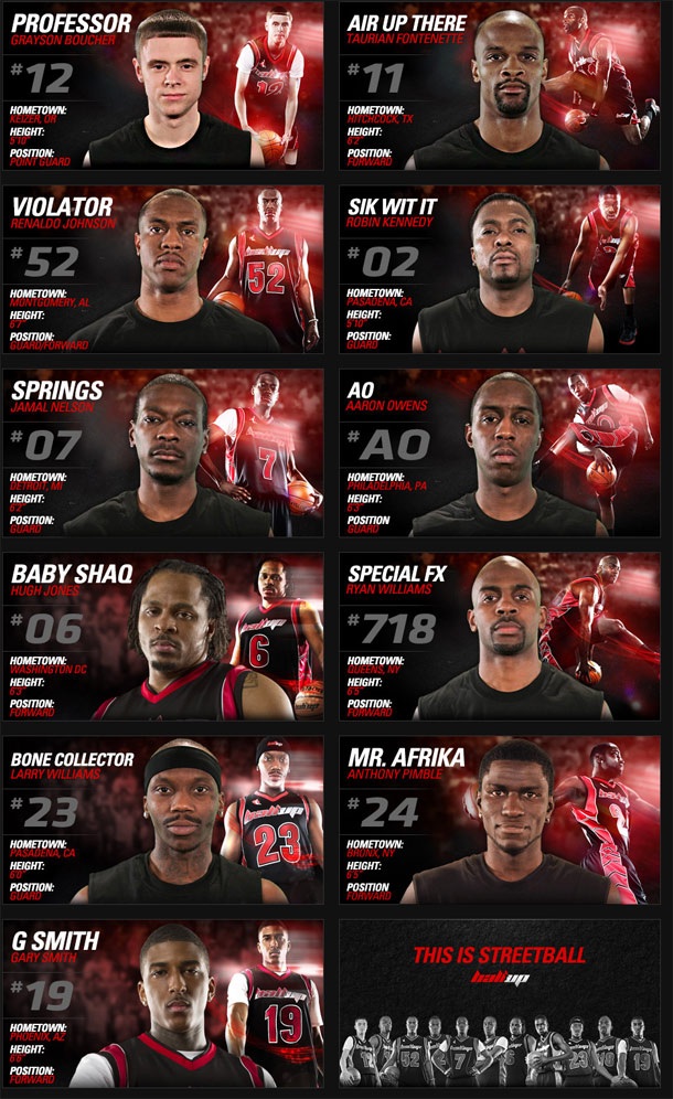 BALLUP-ROSTER