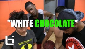 IN THE LAB - WHITE CHOCOLATE