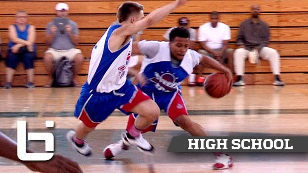 Isaiah Briscoe Brings That EAST COAST Style To Cali! Pangos Most Outstanding Player!
