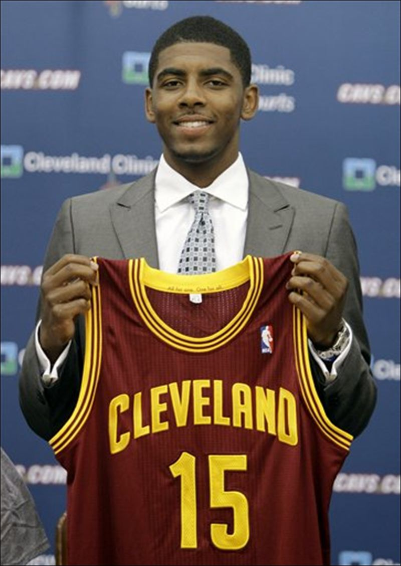 Kyrie-Irving-NBA-Draft-First-Pick-Cleveland-Cavaliers