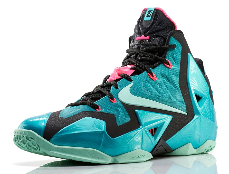 lebron 11 �south beach� set to release june 21st