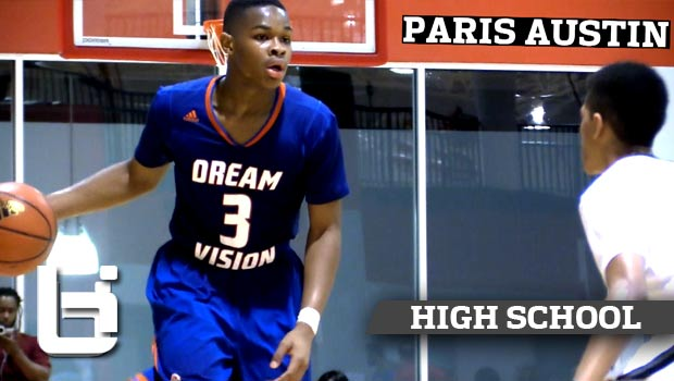 True Point Guard Paris Austin Stays Under The Radar! Ballislife Spring Mixtape