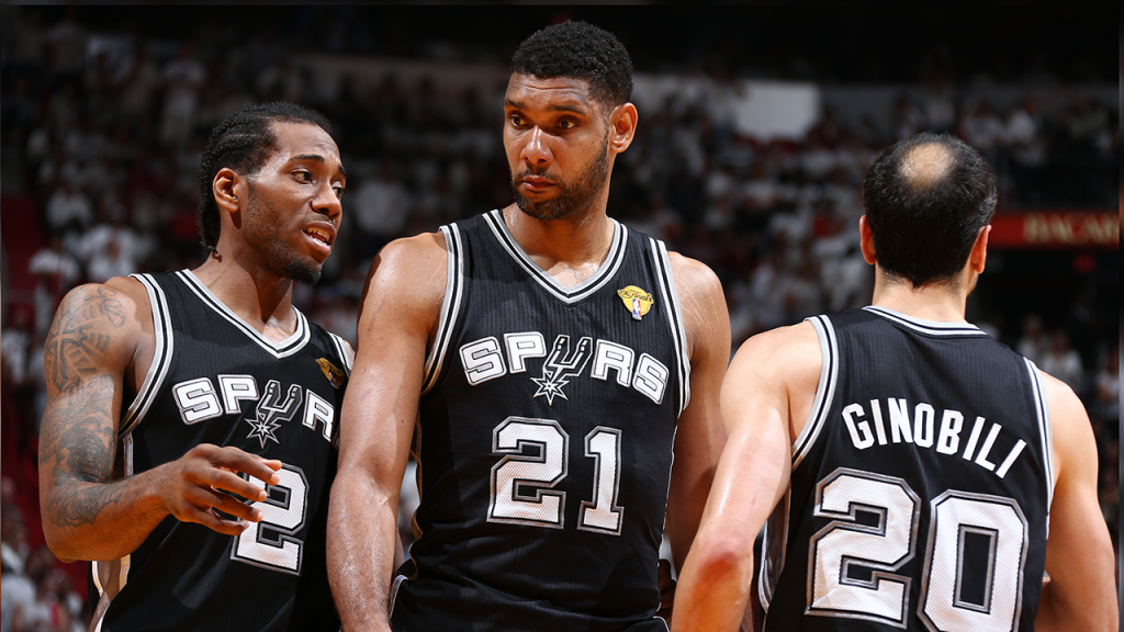 Spurs Burn Heat Again to take 3-1 Series lead