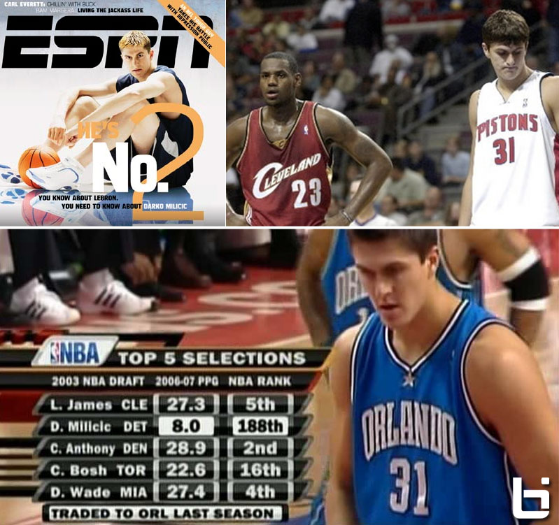 "Happy Birthday to the Serbian Gangster | Darko Milicic's ""Best"" NBA Moments"