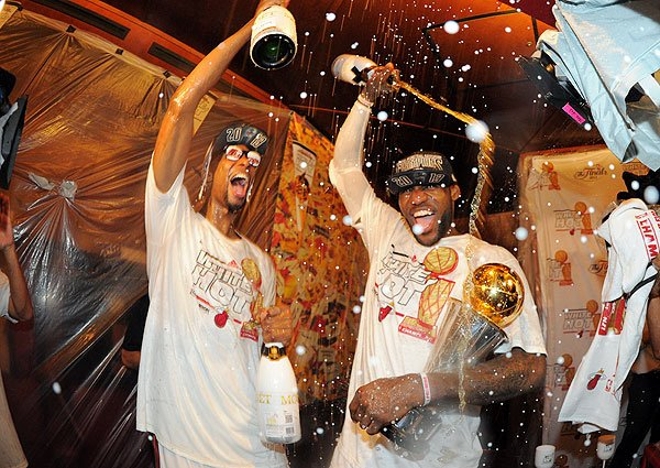 miami-heat-nba-title-celebration-lebron-james-chris-bosh