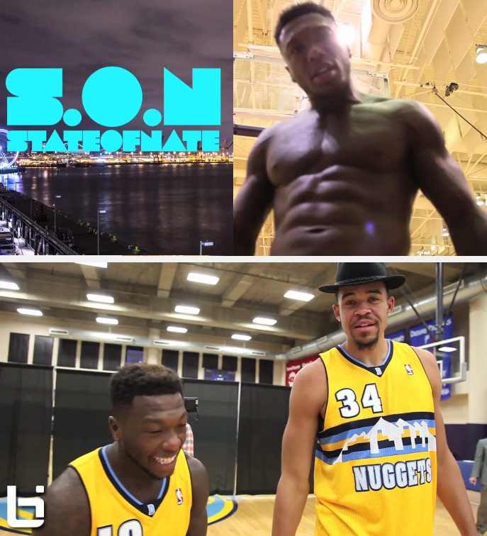 Nate Robinson's State of Nate (S3/EP7): 1st season with the Nuggets