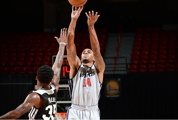 Glen Rice jr scores 36 & hits 3 to force triple OT in Wizards win