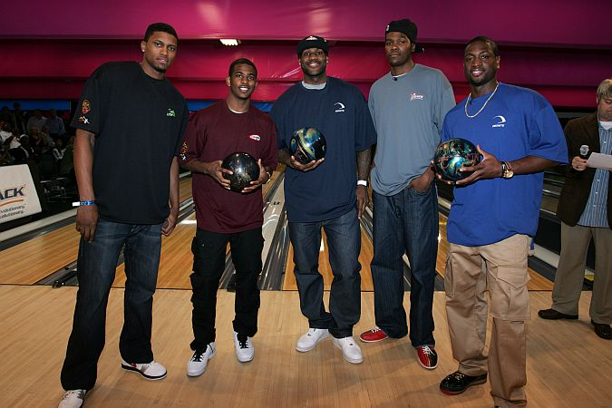 Why NBA players shouldn't bowl feat Andre Drummond (CP3, LeBron & More)