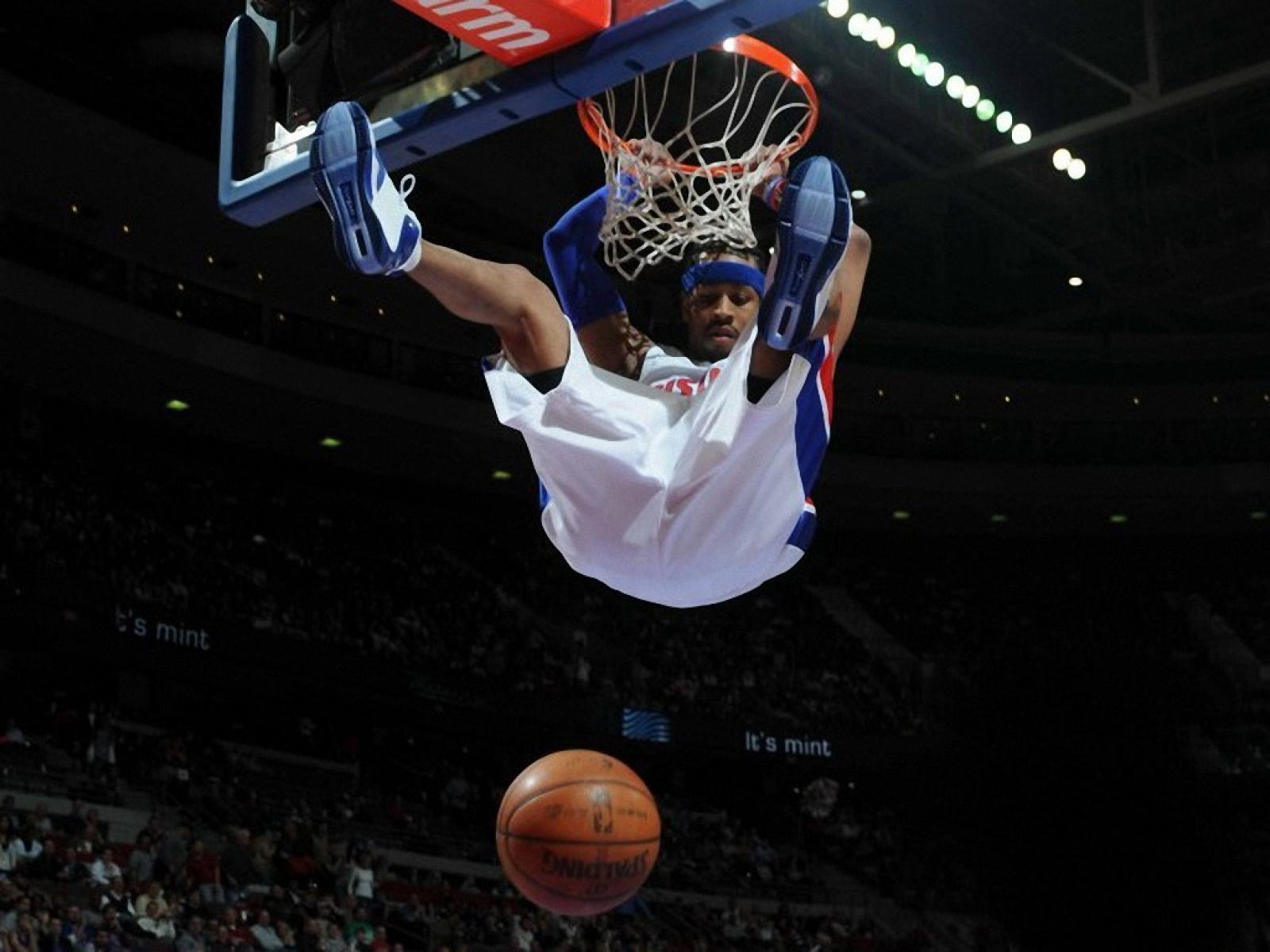 Allen Iverson Jumping (not just - 132.7KB