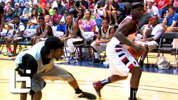 Birmingham Gives Ball Up 1st Loss EVER: Bone Collector Breaks Ankles!