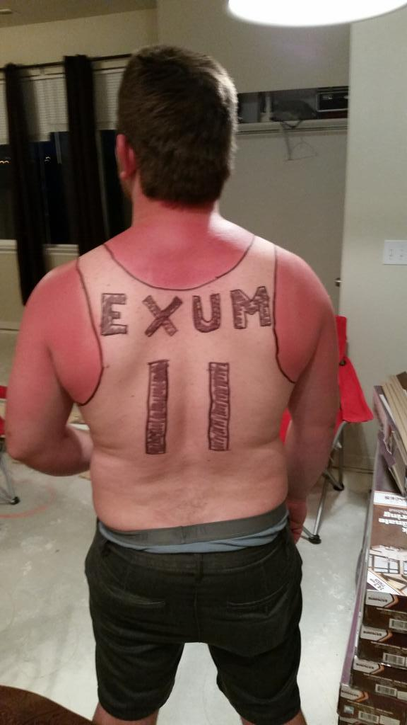 Dante Exum jersey made from ink & a sunburn > new Miami Heat Xmas jerseys