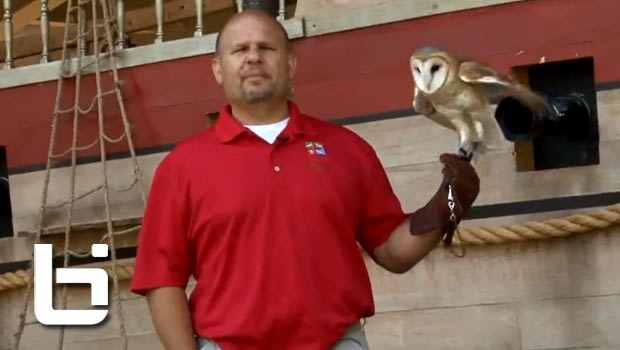 LOL: Cleveland Zoo Owl Predicts LeBron Going To Miami In An Awkward TV Moment