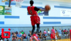 Ballislife | Terrence Ferguson Crazy Dunk
