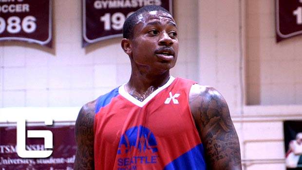 Isaiah Thomas Scores 47 Points In Seattle Pro Am Debut! Crawford Put on A Classy Show