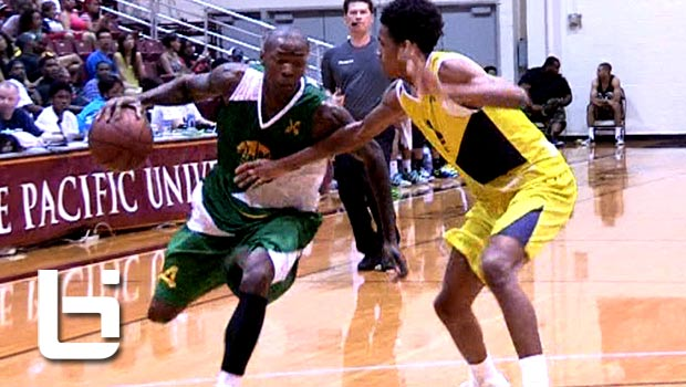 Jamal Crawford Is a Magician With The Ball! Drops 51 Points at Seattle Pro Am!