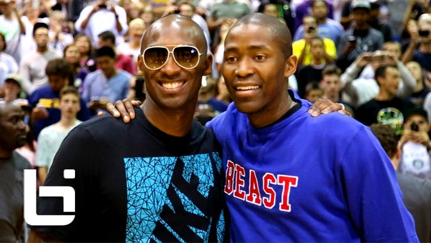 Jamal Crawford Scores 63 In front of Kobe Bryant & Gary Payton And Hits Crazy Game Winner!