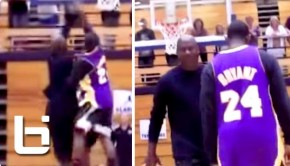 Ballislife | Kobe Fan vs Michael Jordan