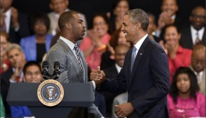 Barack Obama, Chris Paul