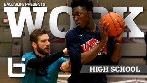 Ballislife | Stanley Johnson Work