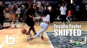 Ballislife | Teyana Taylor Crosses