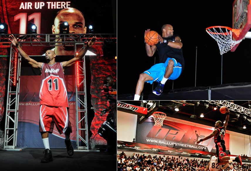 10 videos to convince you that Air Up There is the greatest dunker ever