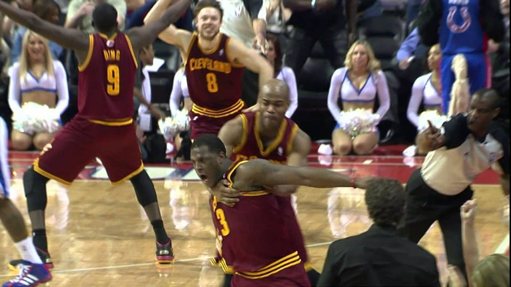 Cleveland Cavs – Top 10 Plays Of 2013/2014