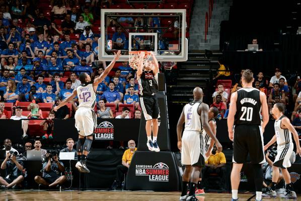 Nick Johnson's Best Dunks from the NBA Summer League