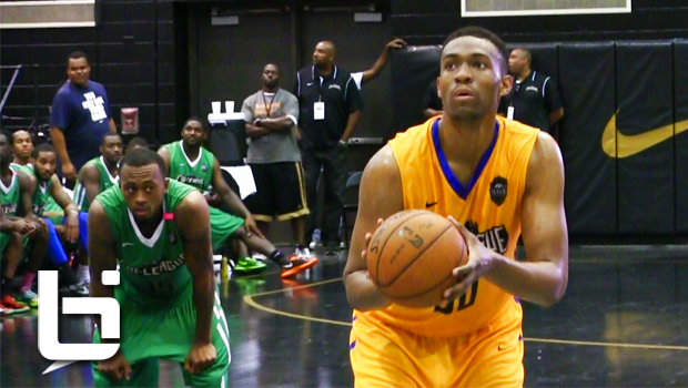 Jabari Parker Shows Out at Chicago's Chi League Pro Am! Also feat. Draymond Green, Will Bynum