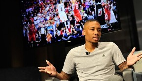 Damian Lillard 4 Bar Friday