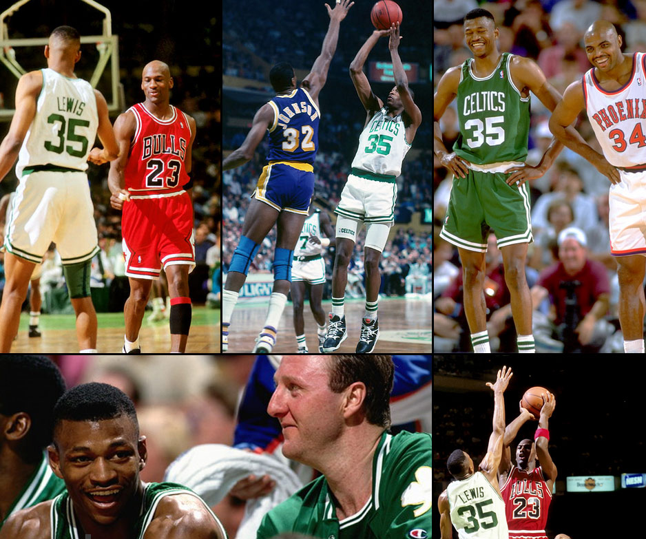 RIP Reggie Lewis (21 years later)