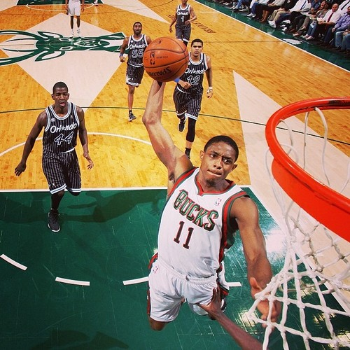 Milwaukee Bucks – Top 10 Plays Of 2013/2014