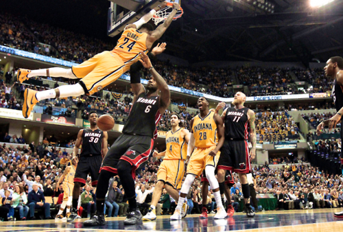 Paul George & Lance dominate the Indiana Pacers' Top 10 Plays Of 2013/2014