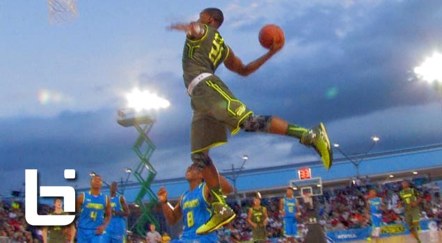 Donovan Mitchell INSANE One Hand Oop SHUTS IT DOWN!! Under Armour Elite 24 Game Top 10 Plays