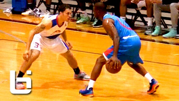 Chris Paul Shows Off His NASTY Handle at Midnight Seattle Pro Am Event!!