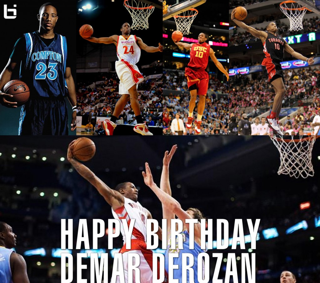 DeMar DeRozan Career Timeline – From Compton Star to Toronto All-Star