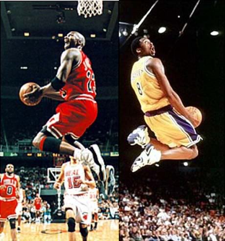 Kobe-Bryant-Michael-Jordan-Identical-Highlights