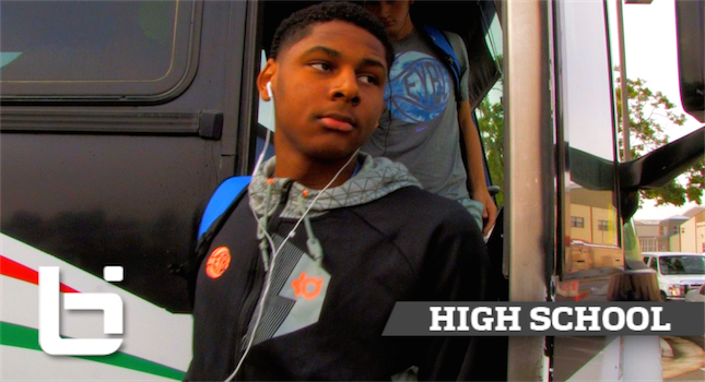 He BLOCKS & DUNKS EVERYTHING! 16 Year Old Marques Bolden Has ARRIVED!