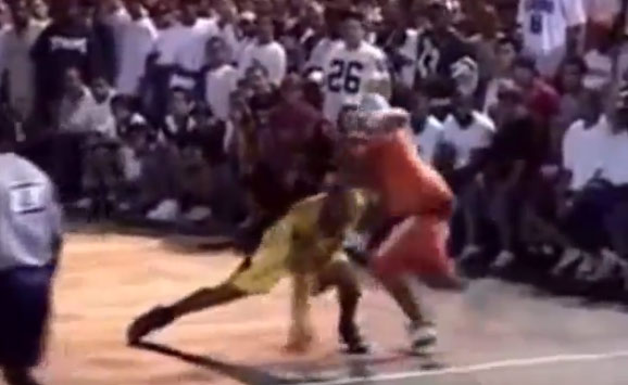 Flashback: Bone Collector shuts down Dyckman Park with an ankle breaker
