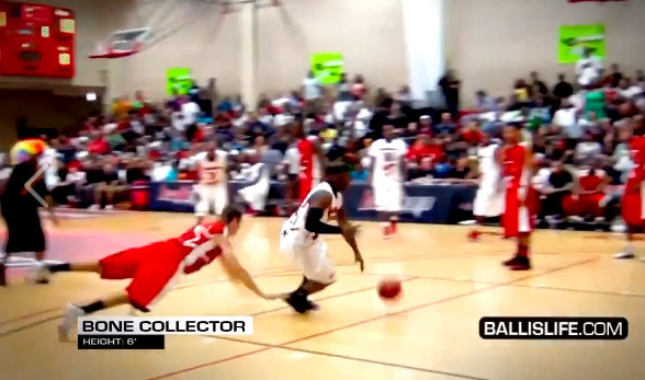 Bone Collector ends a basketball player's career in Chicago