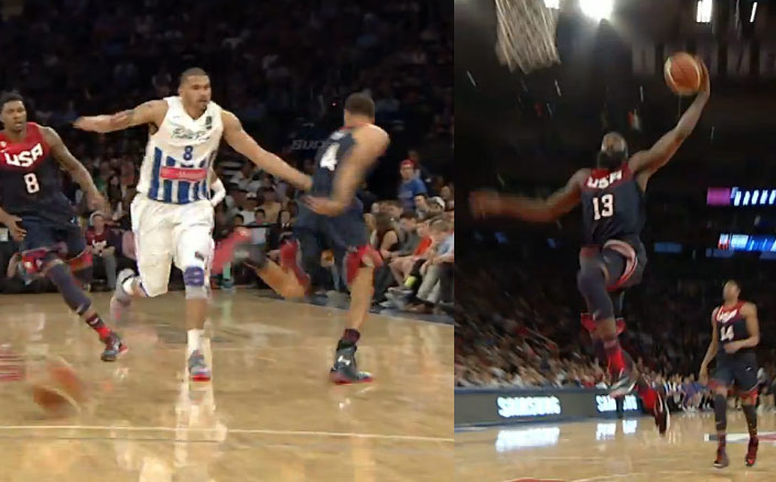 Top 10 Team USA Plays of the 2014 Exhibition Games
