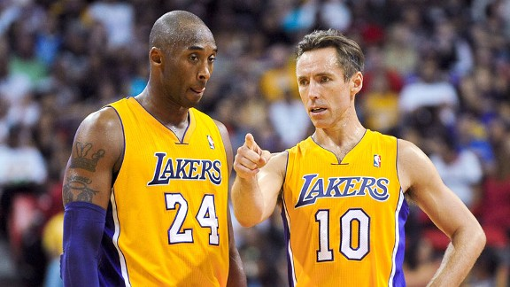 Trailer for Steve Nash Documentary | Nash will sit out season