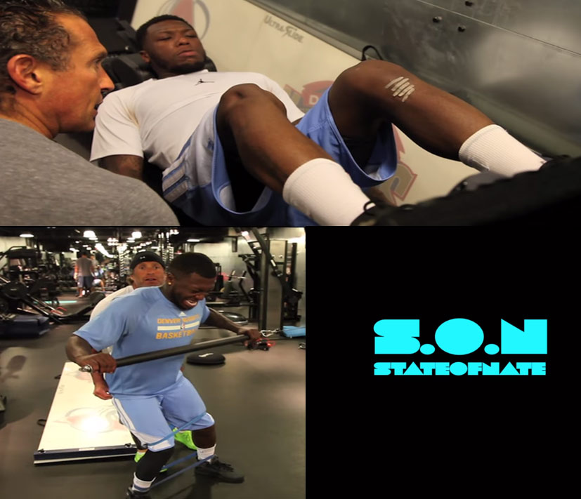 """Time Waits For No Man – New 'State of Nate"""" episode (S03E08) w/ Nate Robinson"""