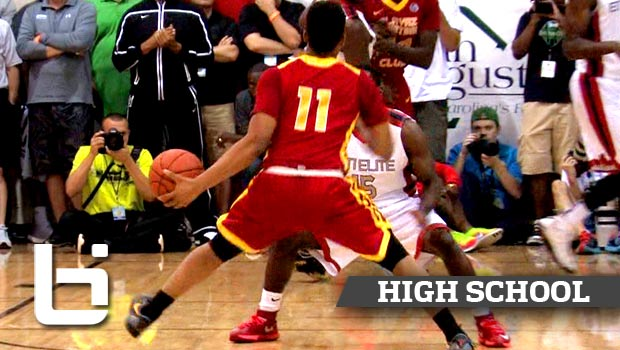 Isaiah Briscoe Is Straight NASTY! The #1 Point Guard In 2015 Official Mixtape!