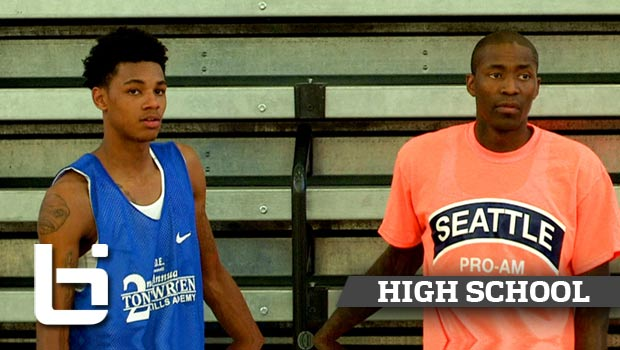Dejounte Murray Has That Baby Jamal Crawford Type Game! Official Mixtape!