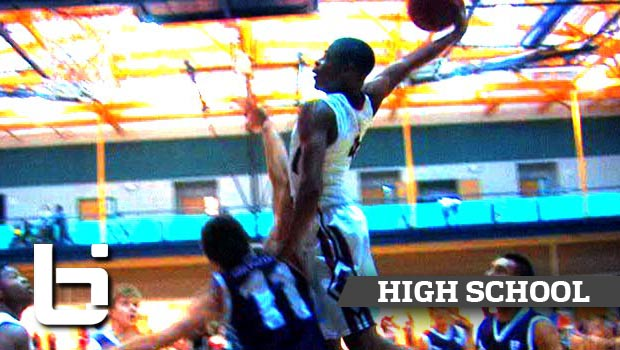 6'2 Dennis Smith Jr Is The #1 Point Guard In 2016! Super BOUNCY PG With Major Game!
