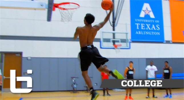 5'9″ Erick Neal (NEAL TWINS) Shows Off His BRAND NEW BOUNCE! UTA Open Gym Mix!